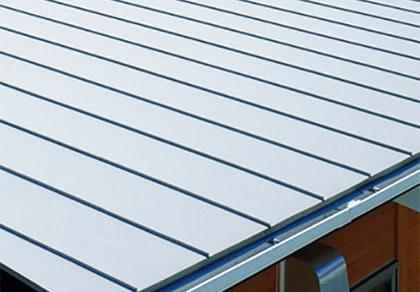屋根,ガルバニウム鋼板
