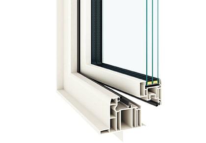 オール樹脂窓、アルミ樹脂複合窓