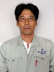 専務・現場管理 工藤浩孝